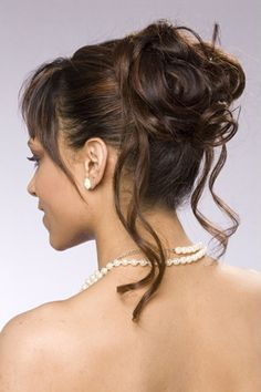 Sweet and Gorgeous Bun with Lots of Twists and Turns