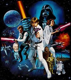 Star Wars Posters * CineMasterpieces * Star Wars Movie Posters * Empire Strikes Back * Return of the Jedi