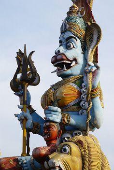 Goddess Kali, Pondicherry , India