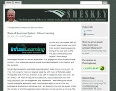 Bill Sheskey Blog: Student Response System InfuseLearning
