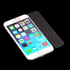 "2-Pack Premium Tempered Glass Screen Protector for Apple iPhone 6 4.7"" Plus 5.5"" #UnbrandedGeneric"