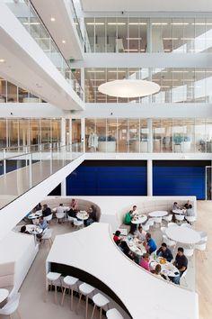 N-interieurarchitecten | Project | DANONE