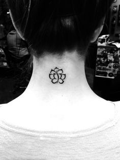 Lotus symbolizes rising above the darkness and blooming into enlightenment. Hidden butterfly and NEDA symbol represent my recovery and strength. Nine petals divisible by three to represent mind, body, and soul. Lines of the petals not touching each other represent freedom from my ED, perfection, and restrictions I put on myself.
