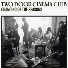 Two Door Cinema Club's newest EP is out. Read our review at Inyourspeakers.