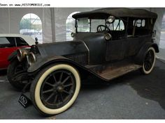 1914 Haynes Model 27 Vintage Cars, Antique Cars, Classic Cars Usa, Roadster, Collector Cars, Old Cars, Cars Motorcycles, Model, Nice Cars