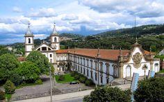 Santo Tirso - Mosteiro de São Bento