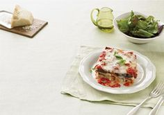 HEALTHY Slow Cooker Eggplant Lasagna  - Prevention.com