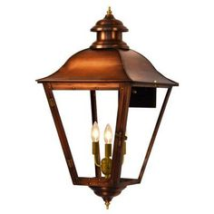 The Coppersmith State Street SS Outdoor Flush Mount Lantern - SS-41W-AL