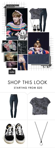 """""""Can I Just Say...?"""" by fantasy-lover-0719 ❤ liked on Polyvore featuring Yves Saint Laurent, Vans, FOSSIL and American Apparel"""