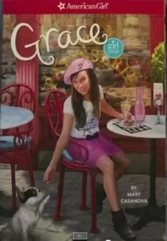 Meet Grace - Girl of the Year 2015!
