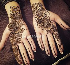 67 Ideas Wedding Hairstyles Diy Colour For 2019 Indian Henna Designs, Henna Designs Easy, Mehndi Art Designs, Henna Tattoo Designs, Henna Tattoos, Hena Designs, Mehndi Tattoo, Stylish Mehndi Designs, Mehndi Design Photos