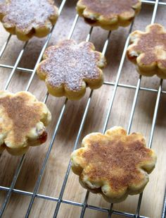 For any Welsh cake virgins out there, these are somewhat like a scone crossed with a pancake, with biscuity overtones. The scone-like tex. Welsh Cakes Recipe, Welsh Recipes, Medieval Recipes, Cake Recipes, Dessert Recipes, British Baking, Thinking Day, English Food, Food Dishes