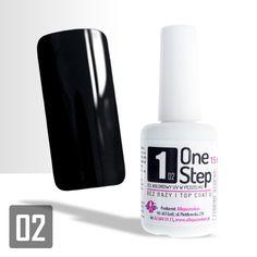 """Allepaznokcie """"One Step"""" Color Gel UV/LED 3in1 #02"""
