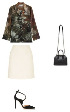 """""""Untitled #11426"""" by explorer-14576312872 ❤ liked on Polyvore featuring Valentino, STELLA McCARTNEY and Gianvito Rossi"""
