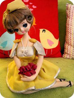 pose doll
