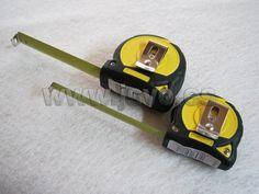Flexómetro de cinta de acero ultra resistente con revestimiento Tylon™ que aumenta hasta un 50% la durabilidad de la hoja www.jsvo.es