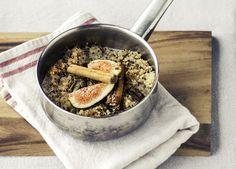 Quinoa Porridge   Jessica Sepel
