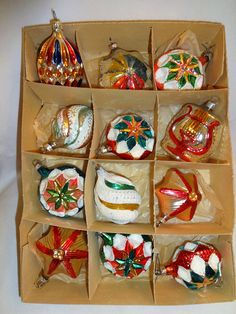 Hey, I found this really awesome Etsy listing at https://www.etsy.com/listing/548935313/christmas-ornaments-germany-vintage-oh