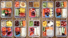 Kids Paleo Lunches:: I don't care about the paleo aspect but these look easy, yummy and refreshing.