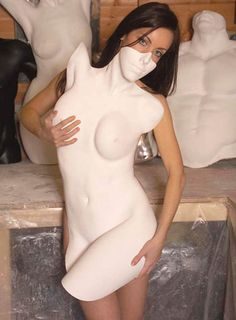 body casting I want to do this!