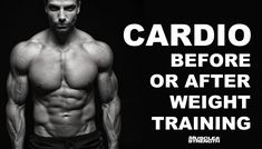 Should you do cardio before or after weight training? Should you perform cardio pre or post-workout? Which form is best for your goals? Learn how to combine cardio with lifting to maximize muscle and strength gains.