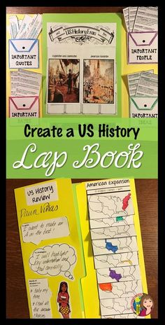 This is a creative idea for a review! Use a lap book for an end of the year assessment like the US History STAAR.  All of the key content is covered with cards and summaries.  Higher level thinking and fun for the kids!