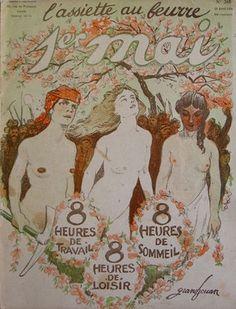Bonjour Paris - La Bonne Fête de Muguet - May 1, 2014