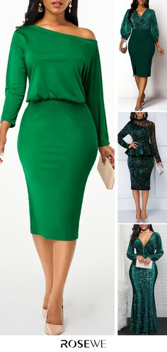 Dresses For Women Event Dresses, Modest Dresses, Fall Dresses, Corporate Attire Women, Robes Glamour, Workwear Fashion, Classy Dress, Women's Fashion Dresses, Pretty Outfits