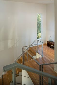 contemporary staircase by Studio MM, pllc