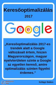 Mik várhatók a keresőoptimalizálás területén 2017-ben? SEO 2017 újdonságok, amikre fel kell készülnöd! Google