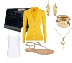 """Cute"" by lbaiotto on Polyvore"