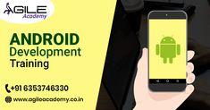 Android Project Training In Ahmedabad #Android #Training