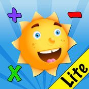 Mad Math Lite - the free/LITE version are basic flash cards. You can set the operation (+,-,x,/) and the biggest number, as well as whole #, decimals or a mix. You can allow 10,20, 50 or 100 flashcards, and even allow negative numbers if you wish. There's a nice little report card for each student. The paid version looks like it has more games (bingo, space etc)