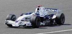 Nick Heidfeld, Silverstone 2007, BMW Sauber F1.07