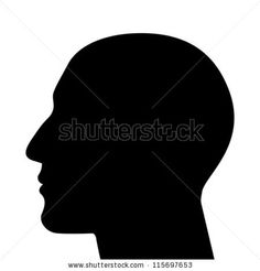 human head profiles - Google Search