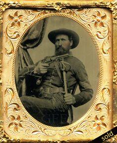 Unidentified Civil War Soldier