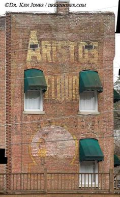 Ghost Signs : Lodging | Crescent Hotel