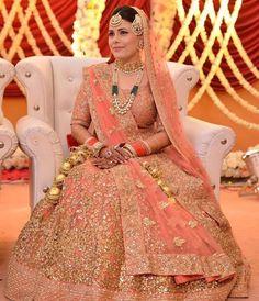 Designer Boutiques in Jalandhar,Punjab,India Sikh Bride, Desi Bride, Punjabi Bride, Punjabi Wedding, Wedding Lehnga, Bridal Lehenga, Wedding Dresses, Indian Bridal Outfits, Indian Bridal Wear
