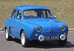 1964 Renault Dauphine Gordini Maintenance/restoration of old/vintage vehicles: the material for new cogs/casters/gears/pads could be cast polyamide which I (Cast polyamide) can produce. My contact: tatjana.alic@windowslive.com