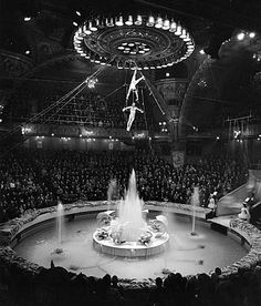 The Blackpool Tower Circus 1955 Blackpool England, London England, Great Places, Beautiful Places, Blackpool Pleasure Beach, Fair Rides, Life In The Uk, Nostalgic Images, British Seaside