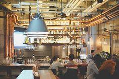 Mr & Mrs FOX  1F Bar, Mrs FOX 2F Dining, Mr. FOX 3F Private Room, Son  #mrmrsfoxhk #Taikoo #hotplace #相機食先 #甜點 #美食