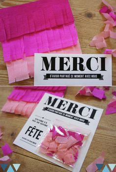 #remerciements #idées #thankyoucards #wedding #DIY #Faitmaison #Faitmain #DoItYourself Faire Part Invitation, Invitations, Madame C, World Crafts, Save The Date, Special Events, Wedding Day, Stationery, Wedding Inspiration