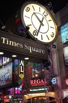 Times Square ~ Manhattan, New York