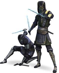 Star Wars + Ninjas = Kage Warriors
