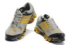 Adidas Titan Bounce Couple Grey Yellow G12845