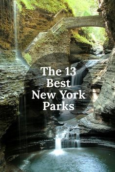 New York State is fortunate to have diverse picturesque landscapes -- many of which are within protected areas like state parks.