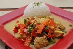Slimming World - Green Thai Curry