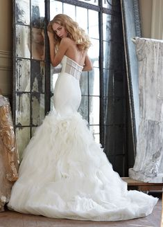 Bridal Gowns, Wedding Dresses by Hayley Paige - Style HP6203