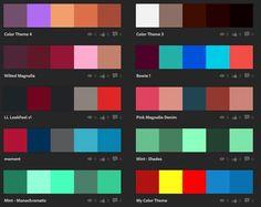 KULOR - Adobe's handy little palette picker
