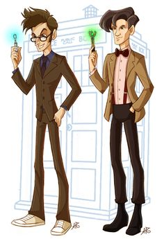 Like the style of these two!